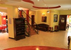 Hotel Le Chateau - マナグア - ロビー