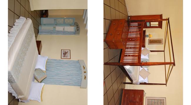 Hotel du Parc - Puducherry - 寝室