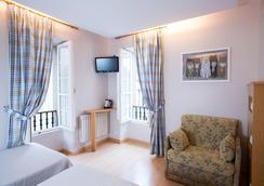 Casa Celsa-Barbantes - サンティアゴ・デ・コンポステーラ - 寝室