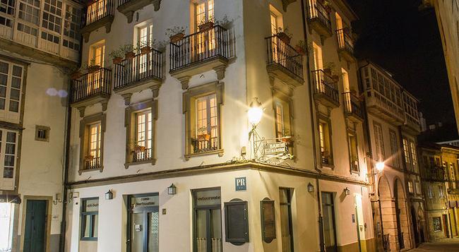 Casa Celsa-Barbantes - サンティアゴ・デ・コンポステーラ - 建物