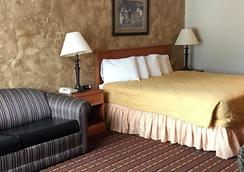 Biltmore Hotel Oklahoma - オクラホマシティ - 寝室