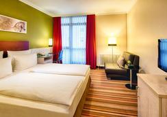レオナルド ホテル&レジデンツ ミュンヘン - ミュンヘン - 寝室