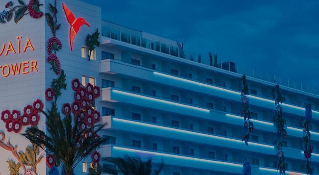 ウシュアイア イビサ ビーチ ホテル - アダルツ オンリー - Sant Jordi de ses Salines - 建物