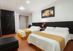 Hotel Palermo Suite - Pasto - 寝室