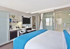 ホテル ル ブルー - ブルックリン - 寝室