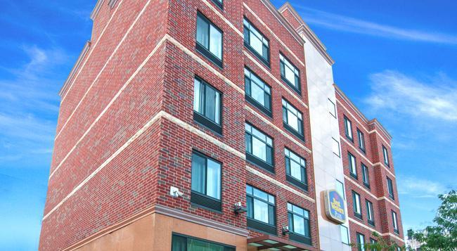 ベスト ウエスタン プラス アリーナ ホテル - ブルックリン - 建物