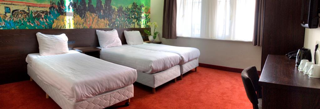 ホテル ヴァン ゴッホ - アムステルダム - 寝室