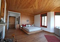Soulitude In The Himalayas - Nainital - 寝室