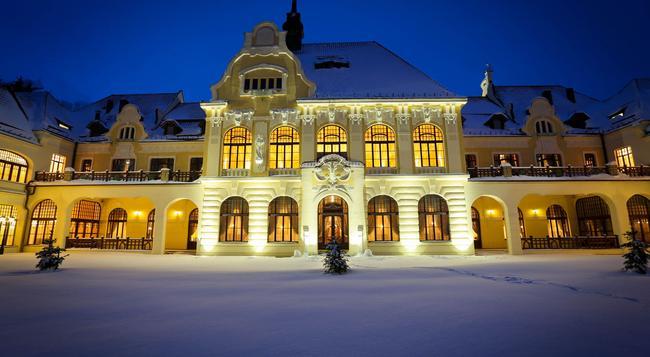 Rübezahl-Marienbad Schloss Wellness Hotel - Marianske Lazne - 建物