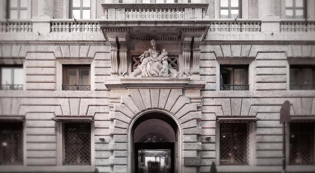 アレフ ホテル ローマ - ローマ - 建物