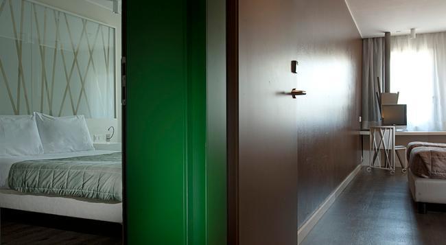 ホリデイ イン ルガノ センター - ルガノ - 寝室