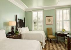 Andrew Pinckney Inn - チャールストン - 寝室
