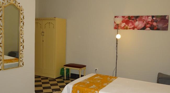 ホスタル リッツィ - パルマ・デ・マヨルカ - 寝室