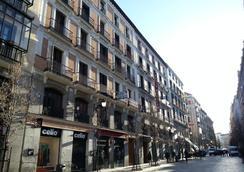 オスタル アリカンテ - マドリード - 屋外の景色