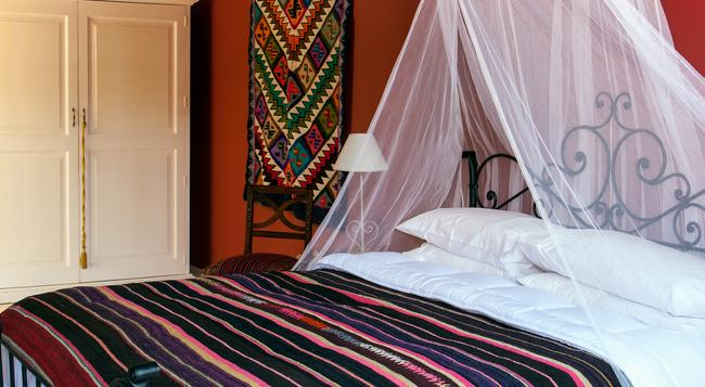 Altiplano Hotel Boutique - Tarija - 寝室