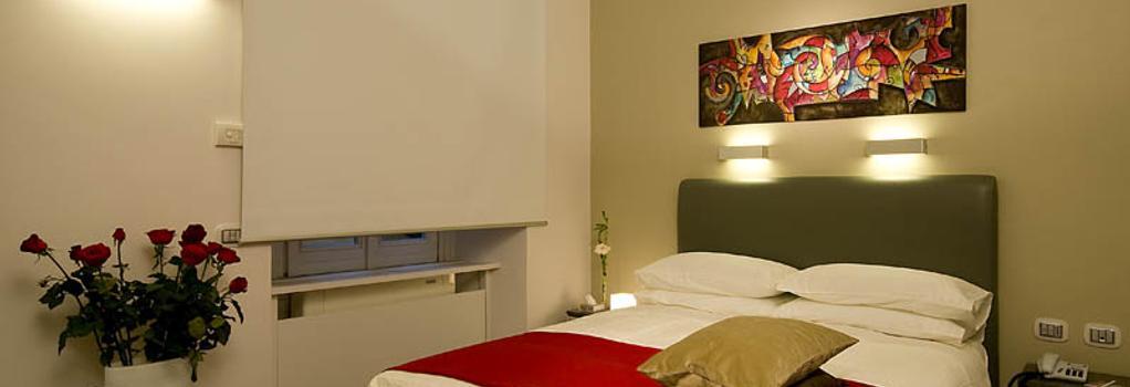 レジデンツァ ボルゲーゼ - ローマ - 寝室
