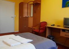 アークトゥア シティ ホテル - ベルリン - 寝室