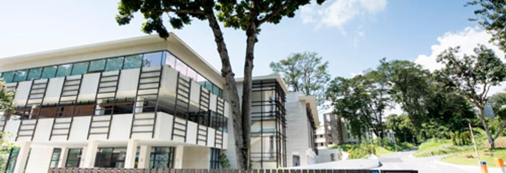 チャンギ コーヴ / 樟宜灣酒店 - シンガポール - 建物