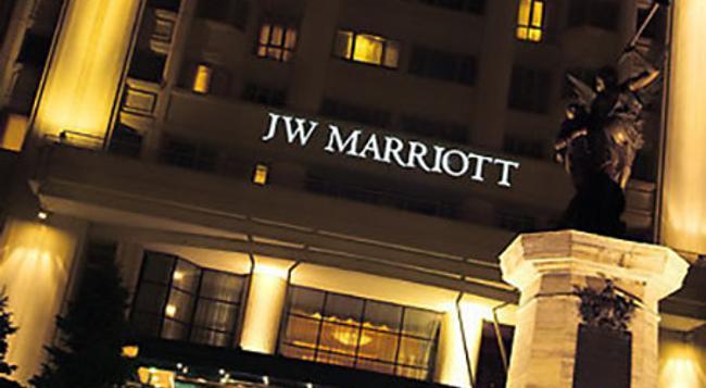 JW マリオット ブカレスト グランド ホテル - ブカレスト - 建物
