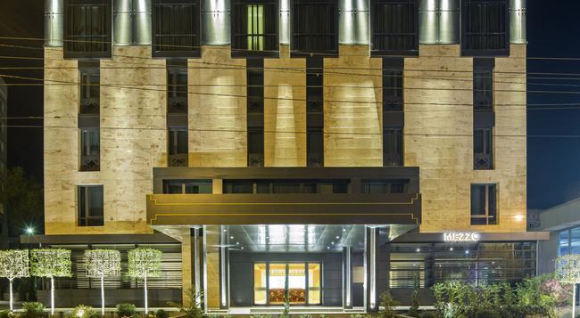 Berd's Design Hotel - キシニョフ - 建物