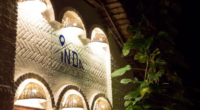 InDa hotel - Varkala - 建物