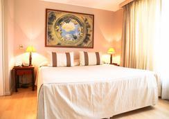 Tempo Rent Apart Hotel - サンティアゴ - 寝室