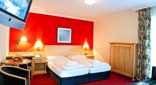ホテル アルピナ テルメンホテルズ ガシュタイン - Bad Hofgastein - 寝室