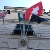 ホテル アルモニア Esterno via Gramsci