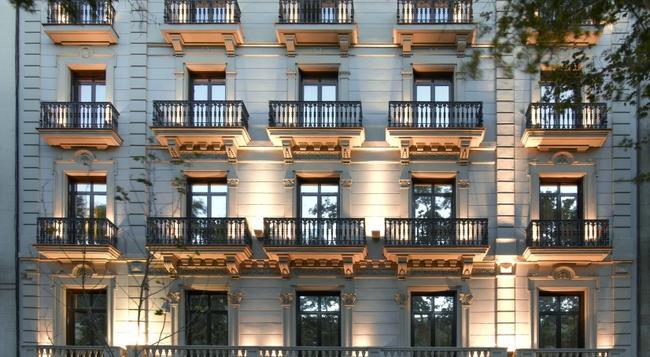 アクタ アトリウム パレス - バルセロナ - 建物