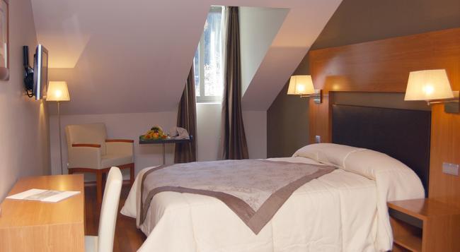 アルティ オテル - Bagnères-de-Luchon - 寝室