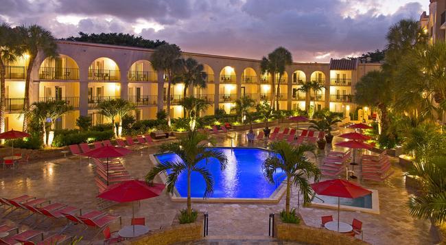 Wyndham Boca Raton Hotel - ボカラトン - 建物