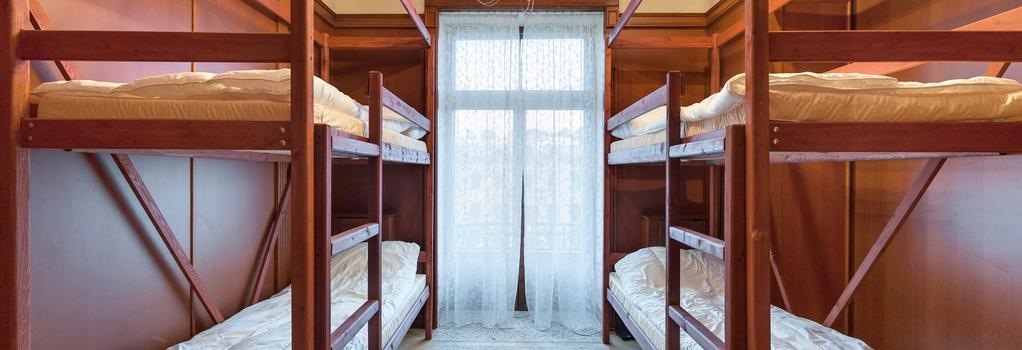 Hostel Wings - サンクトペテルブルク - 寝室