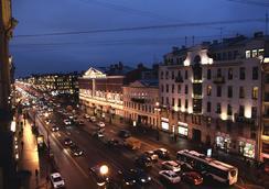 Hostel Wings - サンクトペテルブルク - 屋外の景色