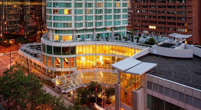 マリオット バンクーバー ピナクル ダウンタウン ホテル - バンクーバー - 建物