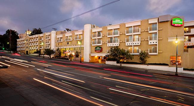 Courtyard by Marriott Los Angeles Century City Beverly Hills - ロサンゼルス - 建物