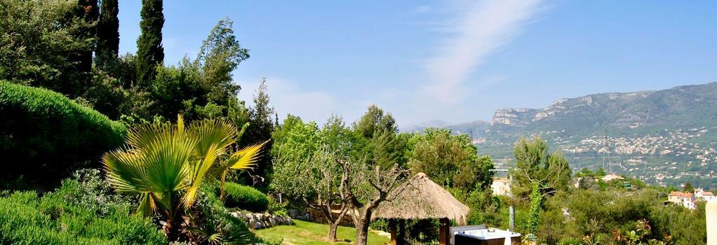 Villa Kilauea B&B - ニース - 屋外の景色