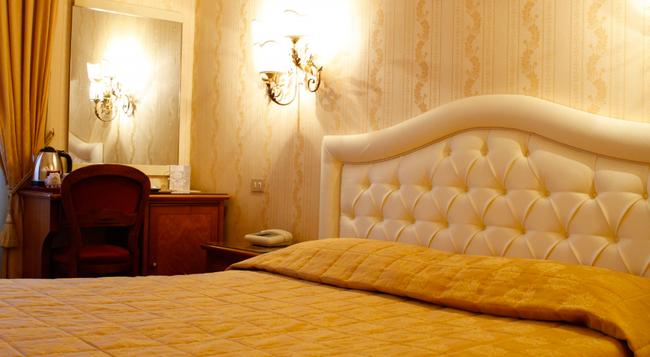 ホテル エリセオ - ローマ - 寝室