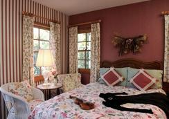Bath Street Inn - サンタ・バーバラ - 寝室