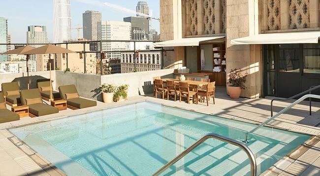 エース ホテル ダウンタウン ロサンゼルス - ロサンゼルス - 建物