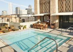 エース ホテル ダウンタウン ロサンゼルス - ロサンゼルス - プール