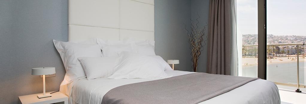 ホテル ブティック ラ マール 大人専用 - ペニスコラ - 寝室