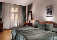 アリストン&アリストン パティオ ホテル - プラハ - 寝室