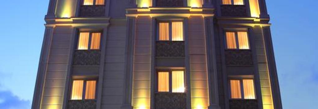 カールトン ホテル - イスタンブール - 建物