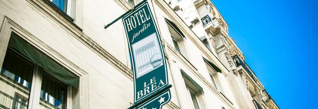 オテル ジャルダン ル ブレア - パリ - 建物