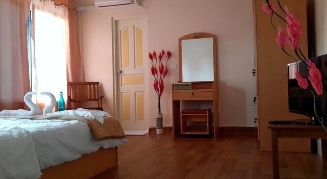 コイマラ ホテル - Maamingili (Alif Dhaal Atoll) - 寝室