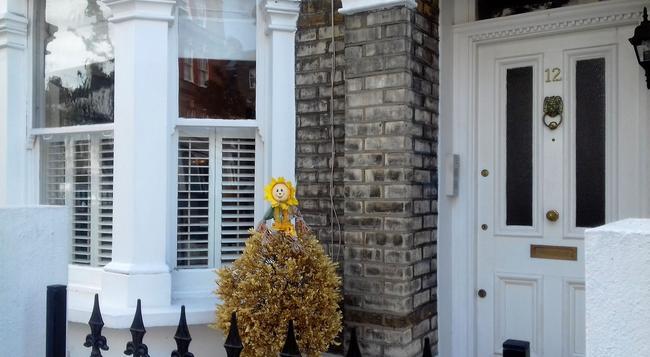 ル サン ジャック ゲスト ハウス - ロンドン - 建物