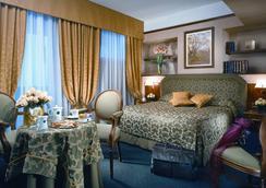 チチェローネ ホテル - ローマ - 寝室