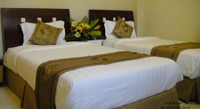Saigon Sports 3 Hotel - ホーチミン - 寝室