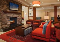Residence Inn by Marriott Silver Spring - シルバー・スプリング - ロビー