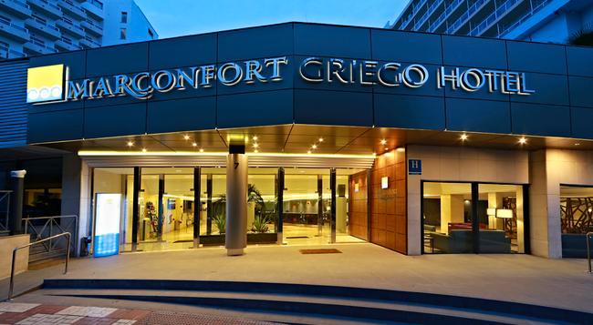 マルコンフォルト グリエゴ ホテル - トレモリノス - 建物